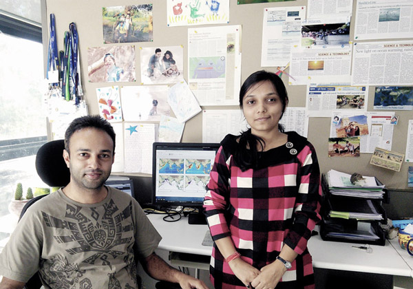 Climate Research Lab Team, IITM