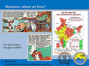 lecture on Indian Monsoon