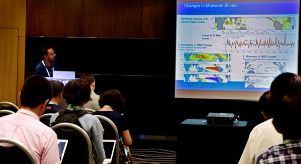 Roxy Mathew Koll Video Lectures in Climate Science